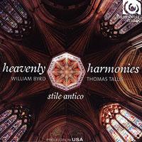 Stile Antico : Heavenly Harmonies : 00 SACD :  : HMU 807463