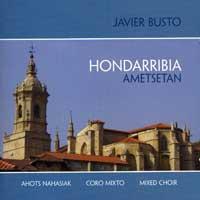 Javier Busto (Kanta Cantemus Korua) : Hondarriba : 00  1 CD : Javier Busto : Javier Busto