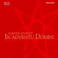Ensemble Amarcord : In Adventu Domini : 00  1 CD :  : 10101
