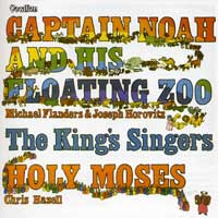 King's Singers : Captain Noah and His Floating Zoo : 00  1 CD