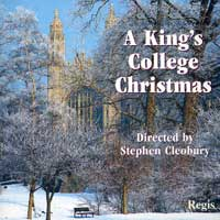 Choir of King's College, Cambridge : A King's College Christmas : 00  1 CD : Stephen Cleobury :  : RRC 1044