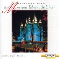 Mormon Tabernacle Choir : Christmas With : 00  1 CD : Jerold D. Ottley : 12198