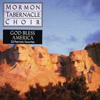 Mormon Tabernacle Choir : God Bless America : 00  1 CD : Richard P. Condie / Jerold D. Ottley : 07464482952-5 : MDK48295