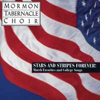 "Mormon Tabernacle Choir : <span style=""color:red;"">Stars And Stripes Forever</span> : 00  1 CD : Richard P. Condie : 07464619812-4 : SMK61981"