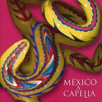 Voz en Punto : Mexico A Capella : 00  1 CD : Jose Galvan :