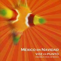 Voz en Punto : Mexico en Navidad : 00  1 CD : Jose Galvan :