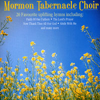 Mormon Tabernacle Choir : Favourite Uplifting Hymns : 00  1 CD :  : TM1338
