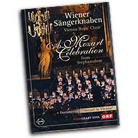 Vienna Boys Choir : A Mozart Celebration : DVD : Wolfgang Amadeus Mozart : 2055168