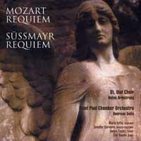 St. Olaf Choir : Mozart Requiem : 00  1 CD : Anton Armstrong : Wolfgang Amadeus Mozart : 2756