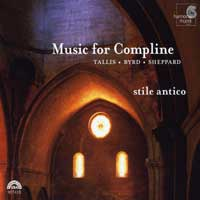 Stile Antico : Music For Compline : 00  1 CD :  : HMU 907419