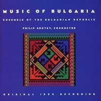 Le Mystere Des Voix Bulgares : Music of Bulgaria : 00  1 CD :  : 72011