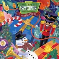 Northwest Boychoir : Our Finest Gifts : 00  1 CD : Joseph Crnko :