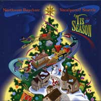 Northwest Boychoir : 'Tis the Season : 00  1 CD : Joseph Crnko