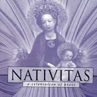 Oxford New College Choir : Nativitas - A Celebration of Peace : 00  1 CD : Edward Higginbottom : 2-19350