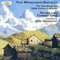 Netherlands Chamber Choir : Felix Mendelssohn-Bartholdy : 00  1 CD : Felix Mendelssohn : 5075