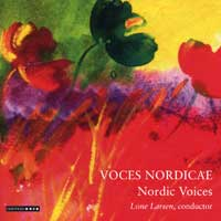 Voces Nordicae : Nordic Voices : 00  1 CD : Lone Larsen :  : 007