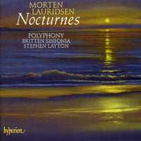 Polyphony : Lauridsen - Noctunes : 00  1 CD : Stephen Layton : Morten Lauridsen : 67580