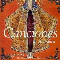 Ragazzi Boys Chorus : Canciones de Alabanza : 00  1 CD : Joyce Keil :