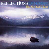 St. Olaf Choir : Reflections of Norway : 00  1 CD : Kenneth Jennings :  : 646