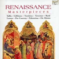 Oxford New College Choir : Renaissance Masterpieces : 00  5 CDs : Edward Higginbottom :  : 92433