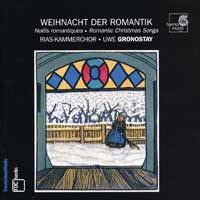 RIAS - Kammerchor : Stille Nacht - German Carols : 00  1 CD : Uwe Gronostay :  : HMC 901794