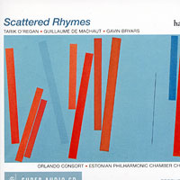 Estonian Philharmonic Chamber Choir : Scattered Rhymes : 00 SACD : Paul Hillier :  : HMU 807469