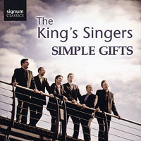 King's Singers : Simple Gifts : 00  1 CD : 121