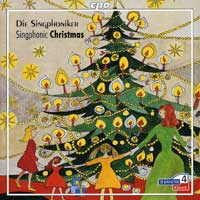 Die Singphoniker : Singphonic Christmas : 00  1 CD :  : 777067
