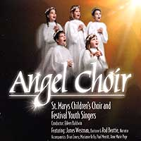 St. Marys Children's Choir : Angel Choir : 00  1 CD : Eileen Baldwin :