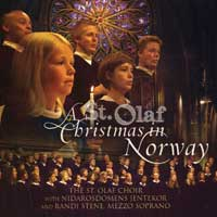 St. Olaf Choir : Christmas in Norway : 00  1 CD : Anton Armstrong :  : E-2836