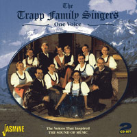 Trapp Family Singers : One Voice : 00  2 CDs : 664