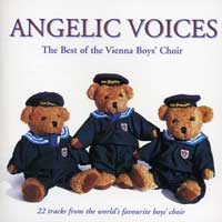 Vienna Boys Choir : Angelic Voices : 00  1 CD : 462778.2