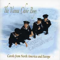 Vienna Boys Choir : Merry Christmas - Carols From North America and Europe : 00  1 CD :  : 7584