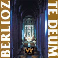 Voices of Ascension : Berlioz Te Deum : 00  1 CD : Dennis Keene : Berlioz : 3200