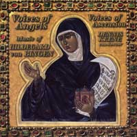Voices of Ascension : Voices of Angels : 00  1 CD : Dennis Keene : Hildegard von Bingen : 3219