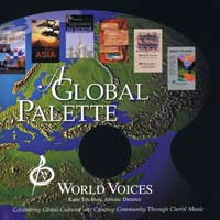 World Voices : A Global Palette : 00  1 CD : Karle Erickson :