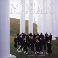 World Voices : Mosaic : 00  1 CD : Karle Erickson