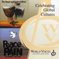 World Voices : Celebrating Global Cultures : 00  1 CD : Karle Erickson :