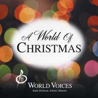 World Voices : A World of Christmas : 00  1 CD :