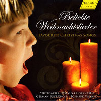 Stuttgart Hymnus Boys Choir : Favorite Christmas Songs : 00  1 CD :  : 98514