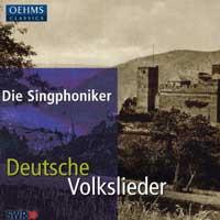 Die Singphoniker : Deutsche Volkslieder - German Folksongs : 00  1 CD :  : OC 548