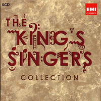 King's Singers : The King's Singers Collection : 00  5 CDs : EMC07063.2