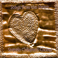Seattle Children's Chorus : Songs From the Heart : 00  1 CD : Kris Mason :