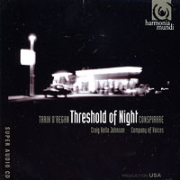 Conspirare : Threshold of Night : 00 SACD : Craig Hella Johnson :  : HMU 807490