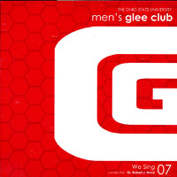 Ohio State University Men's Glee : We Sing : 00  1 CD : Robert J. Ward :  : 7209
