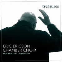 Eric Ericson Chamber Choir : Treasures : 00  1 CD : Eric Ericson :  : 21813