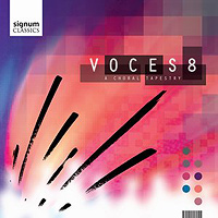 Voces8 : A Choral Tapestry : 00  1 CD :  : 283