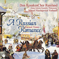 Don Cossack Choir : A Russian Romance :  : CHR77350