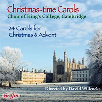 Choir of King's College, Cambridge : Christmas-time Carols : 00  1 CD : David Willcocks :  : 4079
