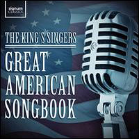 King's Singers : Great American Songbook : 00  2 CDs : 635212034125 : SGUK341.2